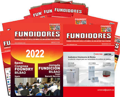 Fundidores Foundry And Foundrymen In Spain Portugal And Latin America
